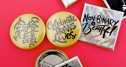design inspiration buttons