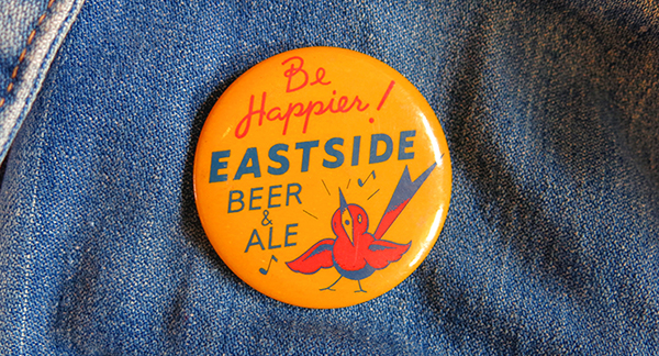 Eastside Beer and Ale button