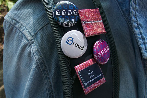 planned parenthood buttons