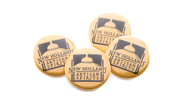 New Holland Buttons