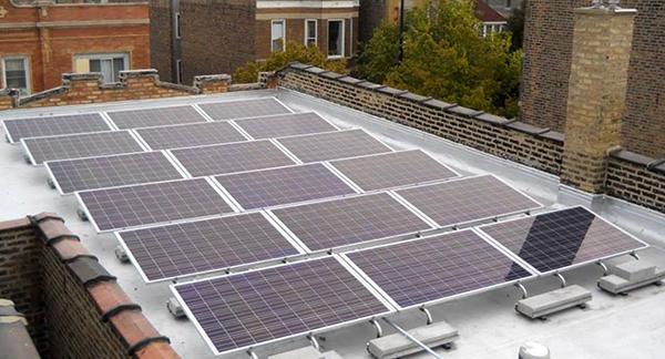 Busy Beaver Solar Panels